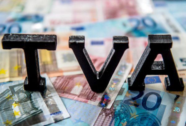 Image de billets de banque avec le mot TVA Emexis